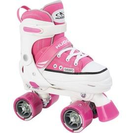 Hudora Roller Skate pink, 28-31