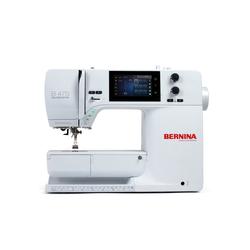 Bernina Nähmaschine B 475 QE, 245 Programme