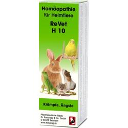 REVET H 10 Globuli f.Heimtiere