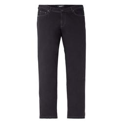 Bi-Stretch Jeans Men Plus Black