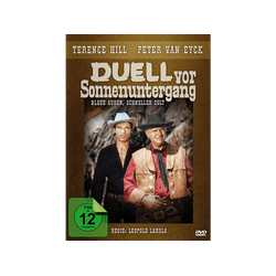 Duell vor Sonnenuntergang DVD