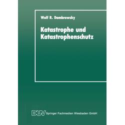 Katastrophe und Katastrophenschutz als Buch von Wolf R. Dombrowsky