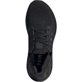 adidas Ultraboost 20 W core black/core black/solar red 42