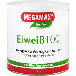 EIWEISS VANILLE Megamax Pulver 750 g