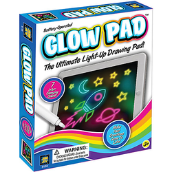 Glow Pad - Leuchtbrett zum Malen