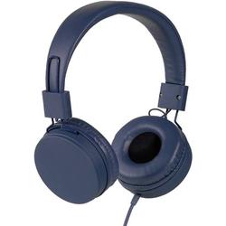 Vivanco NEOS HiFi On Ear Kopfhörer On Ear Ohrbügel Blau