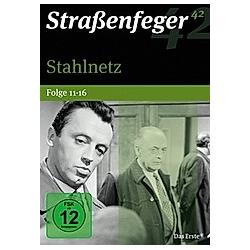 Stahlnetz - Folge 11-16 - DVD  Filme