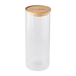 mastrad Vorratsdose StorEat 2.1 L, Borosilikatglas, (1-tlg)