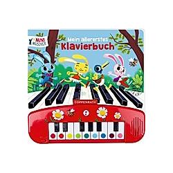 Mein allererstes Klavierbuch  m. Klaviertastatur - Buch