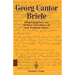Briefe. Georg Cantor  - Buch