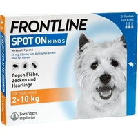 Merial Frontline Spot On Hund S 3 St.