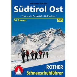 Südtirol Ost als Buch von Evamaria Wecker