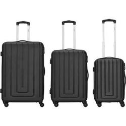 Packenger Koffer 3er-Set Razor Reisekoffer