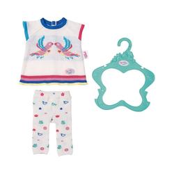 Zapf Creation® Puppenkleidung BABY born® Strickkleidung 43cm, Puppenkleidung