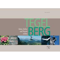Tegelberg als Buch von Peter Nasemann