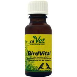 BIRDVITAL Futterergänzung vet. 20 ml