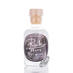 Rick Brave Gin Miniatur 41% vol. 0,05l
