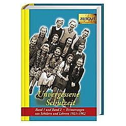 Unvergessene Schulzeit - Buch