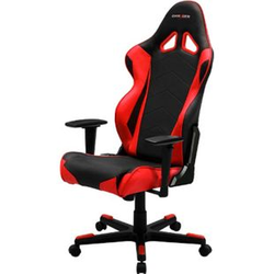 DXRacer Racing, OH/RE0/NR, R-Serie, schwarz-rot