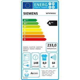 Siemens WT47W561 iQ 700