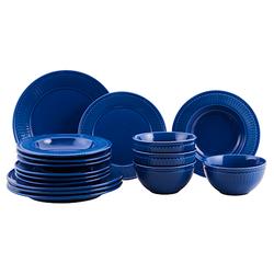Nordwik Fålhagen Porzellan-Set 16 Teile Blau