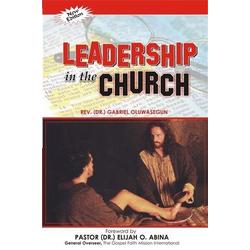 Leadership in the Church: eBook von Gabriel Oluwasegun