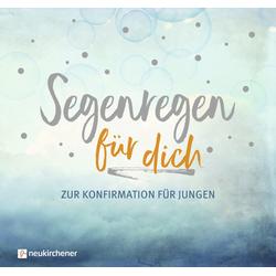 Segenregen für dich: Buch von Anja Schäfer/ David Schäfer