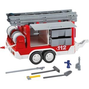 Playmobil 7485 - Feuerwehr-Anhänger (Folienverpackung)
