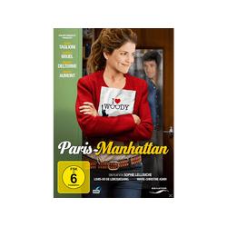 Paris Manhattan DVD