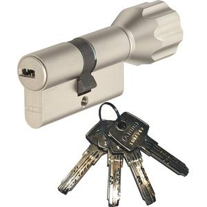 ABUS EC550 Profil-Knaufzylinder Länge Z28/K34mm mit 4 Schlüssel