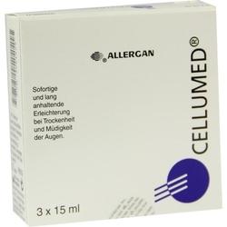 CELLUMED Augentropfen 45 ml