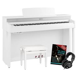 Steinmayer DP-361 WM Digitalpiano weiß matt Set