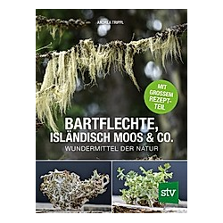 Bartflechte  Isländisch Moos & Co.. Andrea Trippl  - Buch