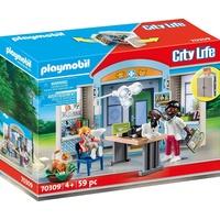 Playmobil City Life Spielbox Beim Tierarzt (70309)
