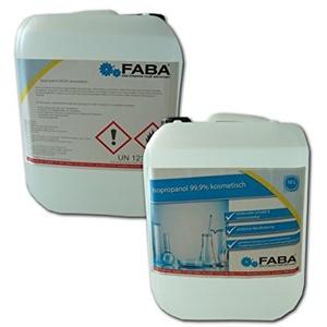 Isopropanol Isopropylalkohol IPA 99,9% 10 Liter im Kanister