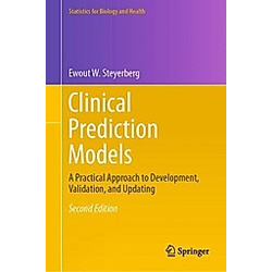 Clinical Prediction Models. Ewout W. Steyerberg  - Buch