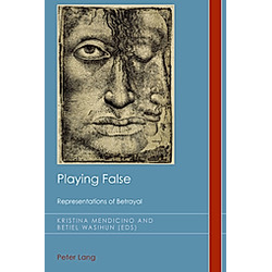 Playing False - Buch