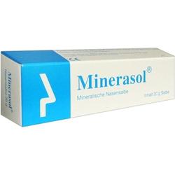 Minerasol Mineralische Nasensalbe