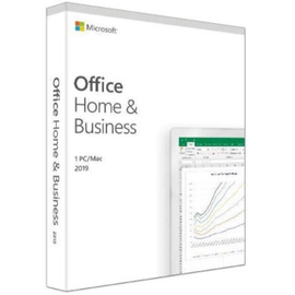 Microsoft Office Home & Business 2019 PKC EN Win Mac