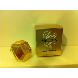 LADY MILLION - PACO RABANNE - MINIATUR 5 ML EDP