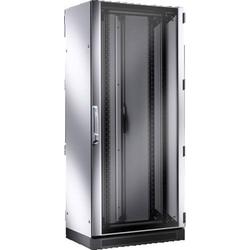 Rittal DK 5512.151 Netzwerk-/Serverschrank 800 x 2200 x 800 Stahl Grau 1St.
