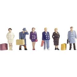 NOCH 15219 H0 Figuren Reisende