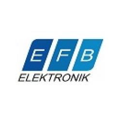 EFB Elektronik LSA Plus Schilderrahmen 1/20 fuer AsLe 20 DA (6196 2 006-00)