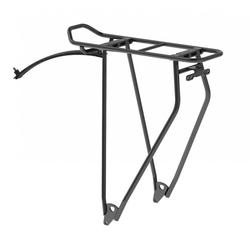 racktime Fahrrad-Gepäckträger System-Gepäckträger Racktime Boostit IMM schwarz,