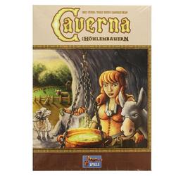 Lookout-Games Spiel, Lookout-Games Caverna Brettspiel (deutsch)