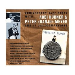 "Abbi Hübner & Peter ""Banjo"" Meyer - Anniversary Jazz Party (Various) (CD)"