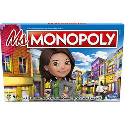 Hasbro Spiel, MS Monopoly