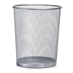 Papierkorb DYNAMO alufarbig(DH 30x35 cm) Zeller