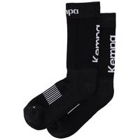Kempa Logo Classic Socken, schwarz/Weiß,