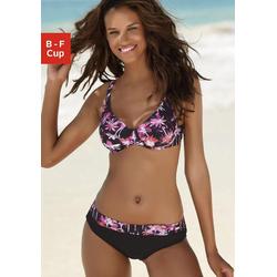 Venice Beach Bügel-Bikini mit Palmendruck 38